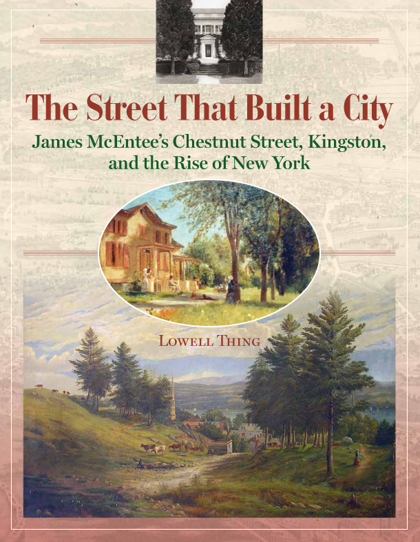 The Street That Built a City