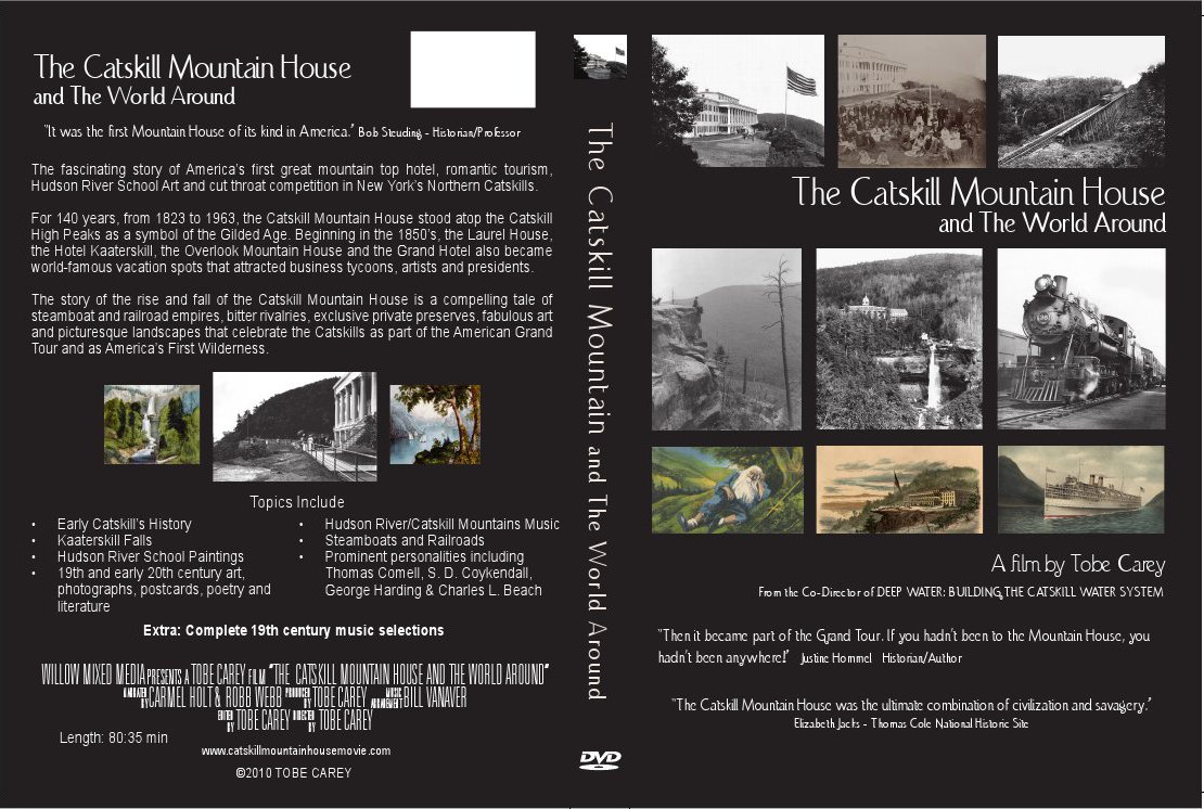 The Catskill Mountain House and The World Around